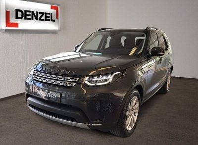 Land Rover Discovery 3,0 SDV6 306 HSE bei WOLFGANG DENZEL AUTO AG in