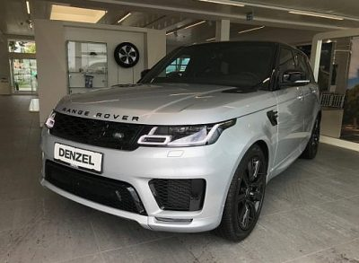 Land Rover Range Rover Sport 2,0 Si4 PHEV Plug-in Hybrid HSE Dynamic bei WOLFGANG DENZEL AUTO AG in