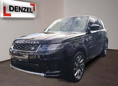 Land Rover Range Rover Sport 2,0 Si4 PHEV Plug-in Hybrid HSE bei WOLFGANG DENZEL AUTO AG in