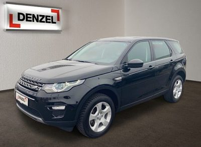 Land Rover Discovery Sport 2,0 eD4 SE e-Capability bei WOLFGANG DENZEL AUTO AG in