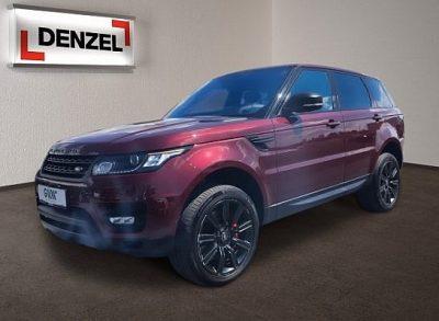 Land Rover Range Rover Sport 3,0 SDV6/Hybrid HSE Dynamic Paket bei WOLFGANG DENZEL AUTO AG in